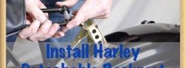 Harley Detachable Rider Backrest Install copy 2