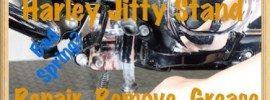 Harley Davidson Jiffy Kickstand Maintenance & Repair YT Video copy