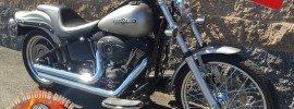 Harley For Sale Softail Night Train biker