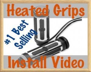 HARLEY HEATED GRIPS BIKER PODCAST