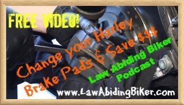 Biker-Podcast-Replace-Harley-Brake-Pads-Art