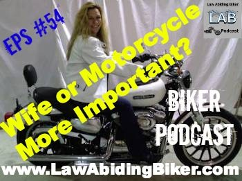 Wife for sale Motorcycle Podcast