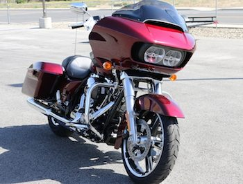 2015 Harley Road Glide 1