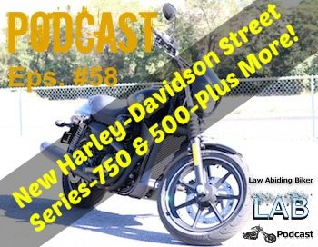 Motorcycle Podcast Episode 58 Art