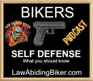 BIKER MOTORCYCLE CLUB SELF DEFENSE