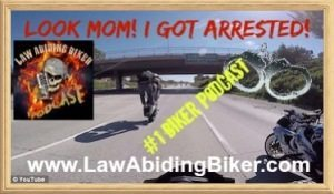 Biker Wheelie Freeway Biker Motorcycle Podcast
