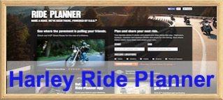 Ride Planner Frame