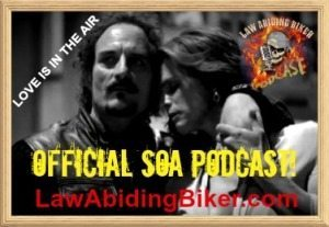 VENUS AND TIG SONS OF ANARCHY BIKER PODCAST