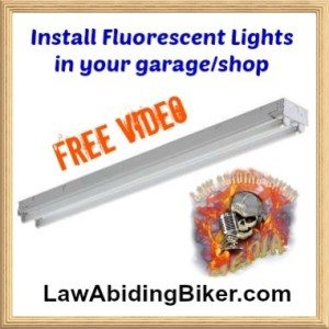 Install fluorescent light video