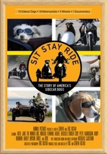 Sit Stay Ride Sidecar Dogs Biker Motorcycle Podcast