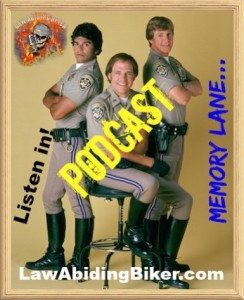 Chips Cast Biker Motorcycle Podcast