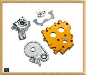 Screamin' Eagle Hydraulic Cam Chain Tensioner Plate Upgrade Kit