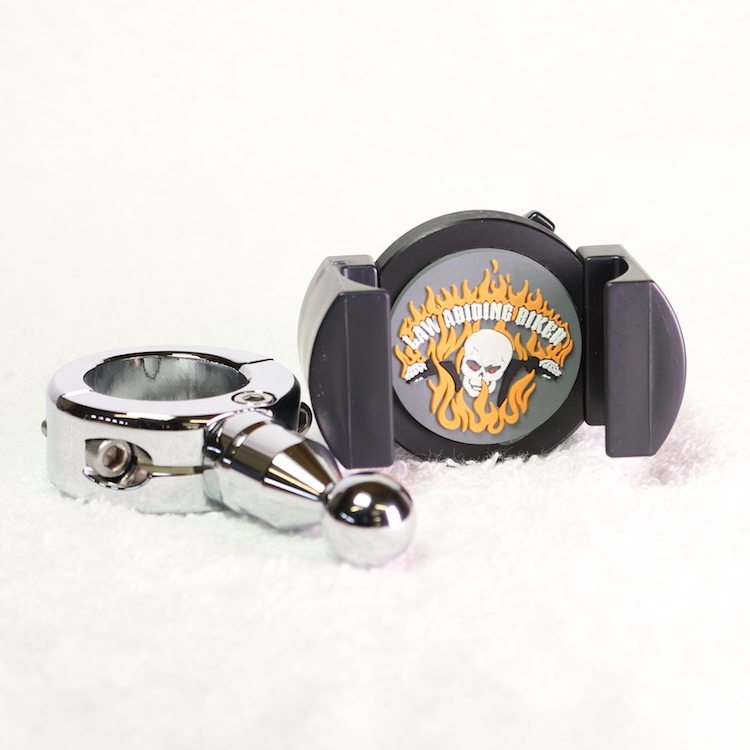 Harley Davidson Motorcycle Cell Phone Mount