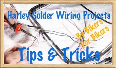 Harley Solder Tips Video