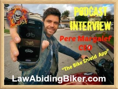 Pere Margalef The Bike Shield App Podcast Pic