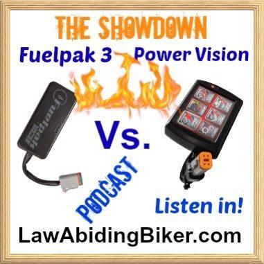Vance & Hines Fuelpak 3 VS Dynojet Power Vision-EFI Tuners