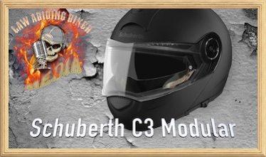 Schuberth C3 Modular Touring Helmet