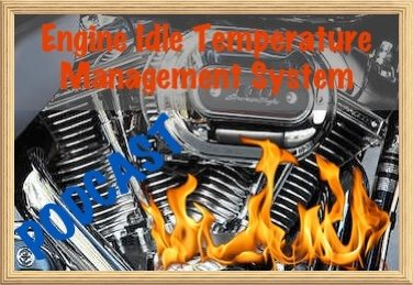 Harley Engine Idle Temperature Management System (EITMS)