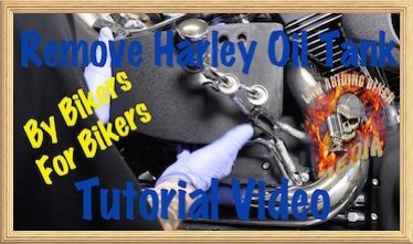 Harley Oil Tank Removal Video Art copy