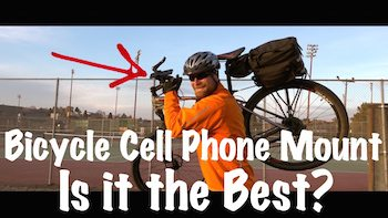 Bicycle Cell Phone Motorcycle Mount Best Art copy