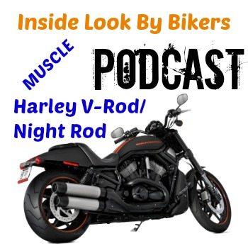 Podcast harley v rod night rod art