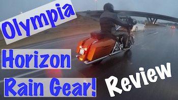 Olympia Horizon Rain Gear