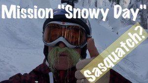 Snow Day Beard Vlog