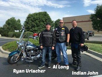 Law Abiding Biker Patron Al Long Colorado Trip Podcast Final
