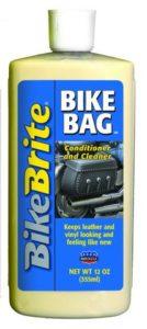 Bike Bag Leather & Vinyl