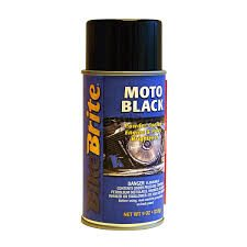 Moto Black-Black Parts Cleaner