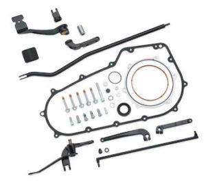 Harley-Davidson® Forward Controls for Dyna® Model Gloss Black 49021-09