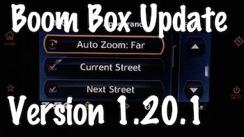 Harley Boom Box Software Update Tutorial Video Web