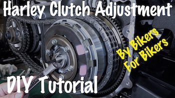 How To Adjust A Harley Davidson Clutch Internally Amp Cable