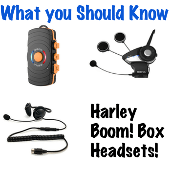 Best Headsets for Harley-Davidson Boom Box-Wireless-Wired