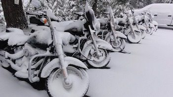 Should You Start or Idle a Motorcycle During Cold Winter?