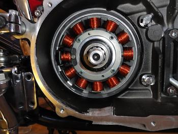 Harley Stator Charging System Not Working-Test Regulator