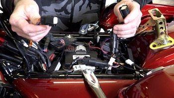How To Wire Install Ciro 3d Rear Led Run Brake Turn Light
