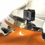 GoPro Action Camera mount for Harley-Davidson
