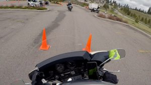 Police Motorcycle Instructor School Spokane, WA