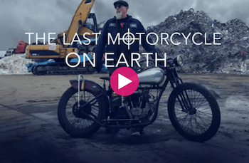 Last Motorcycle on Earch
