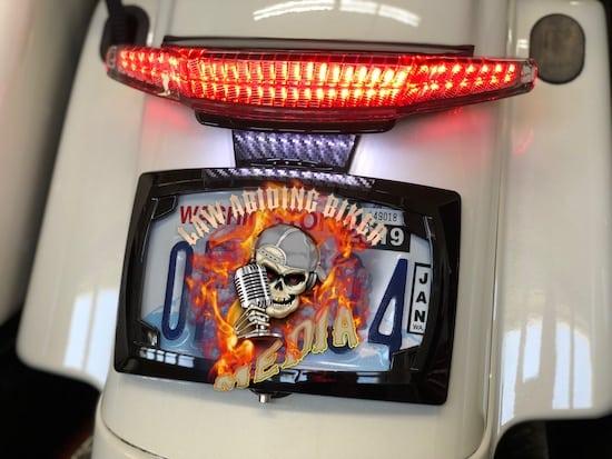 Install Ciro 3d Latitude Led Tail Light Amp License Plate