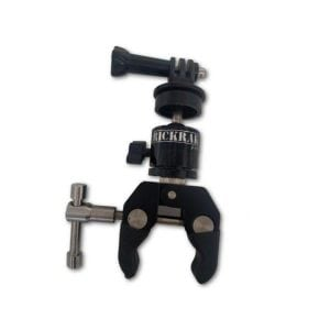 Harley GoPro and action camera mount