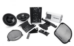 Rockford Fosgate Power Harley-Davidson Street Glide® (2014+) & Road Glide (2015+) Front Audio Kit