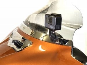 Best GoPro Action Camera Mounts for Harley