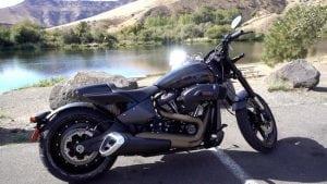 Harley FXDR 114