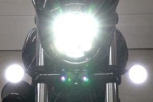 Custom Dynamics ProBEAM LED Hedlamp