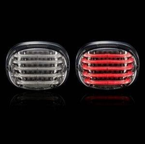 Custom Dynamics ProBEAM LED Tail Light for Harley