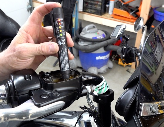 How to Flush Your Harley Brake System Fluid-Air & Moisture-Video