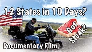 motorcycle trip documentary film