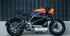 HARLEY LIVEWIRE ELECTRIC MOTORCYCLE